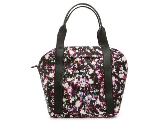 Women's French Connection Janice Tote - Black Floral