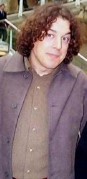 Alan Davies is an an English comedian, writer and actor. he's great.