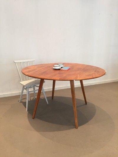 general store paris  » ercol table à manger 1960's / table à manger à rallonges vintage / table à manger vintage par ERCOL