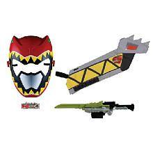 Power Rangers Dino Supercharge Deluxe Training Set  Red Ranger
