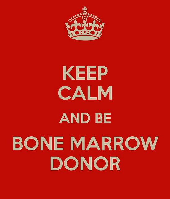 Become a Be The Match bone marrow donor today. Visit www.BeTheMatch.org/join
