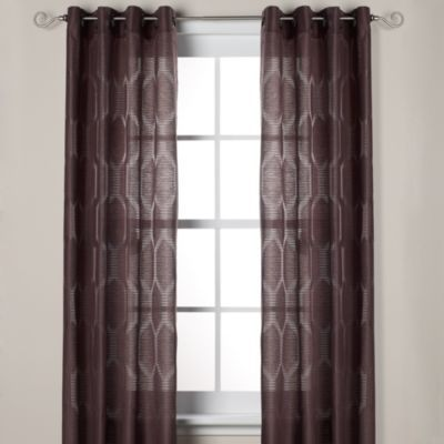Buy J Queen New York Hamilton Grommet Window Curtain