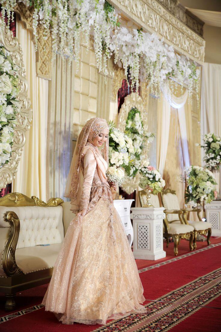 Syari Wedding by LAKSMI - Kebaya Muslimah & Islamic Wedding Service - 010