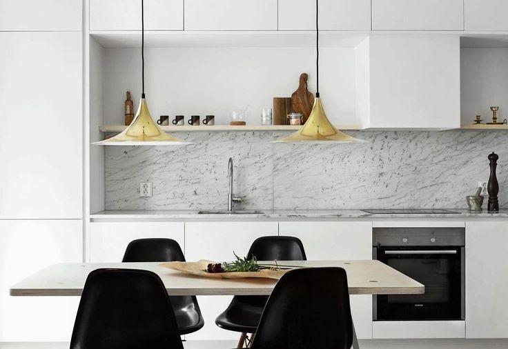 Kitchen inspo on a cozy saturday