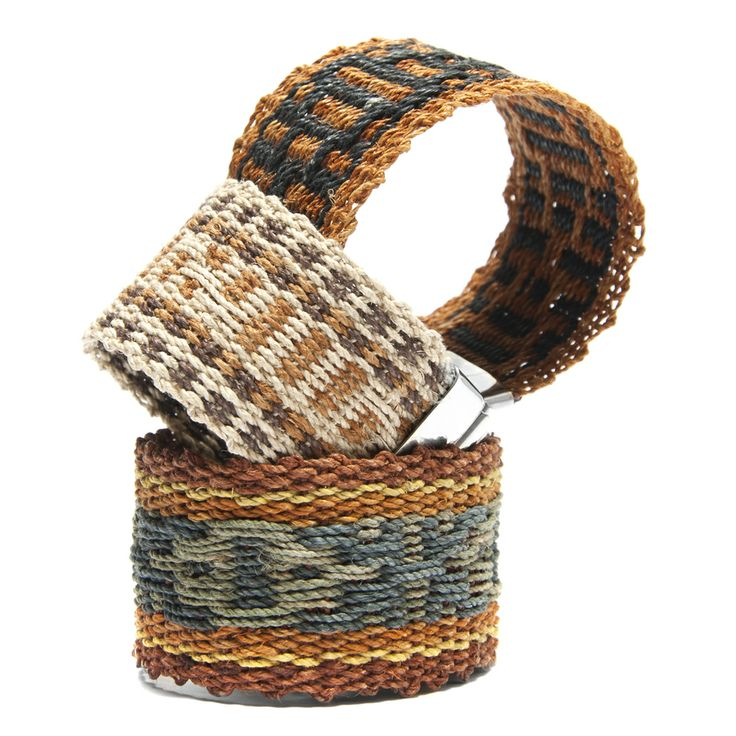 Chaguar Fiber Woven Bracelet