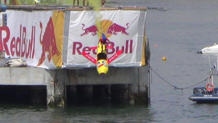 Red Bull Flugtag 2014 - Noddy - TOP performance
