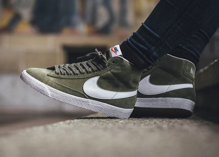 Nike Blazer Mid Premium - Urban Haze - 2016 (by titolo) Buy here: