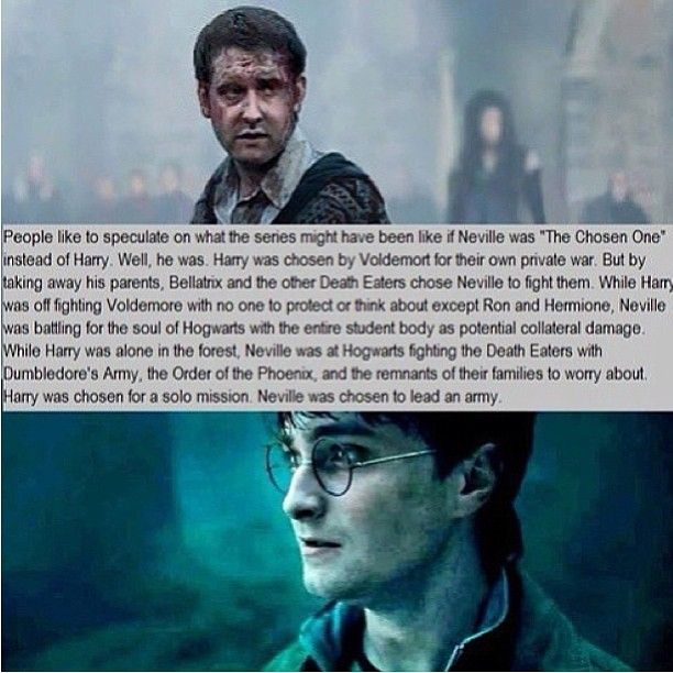 And this is why we love harry potter.