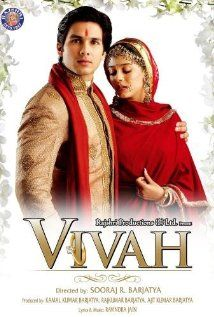 Vivah - romance drama about Poonam, a traditionally brought-up young woman, is to marry Prem, a groom chosen by her uncle. Poonam and Prem's faith and love are to be tested however, when an accident occurs and Poonam might be scarred for life.