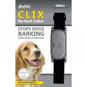 The Company of Animals No-Bark Dog Collar comes with two bark deterrent settings; vibrate and a high pitch noise, allowing you to find the sensation your dog is most sensitive to. Available with an adjustable strap, this lightweight collar is the perfect tool to help stop your dog from barking.