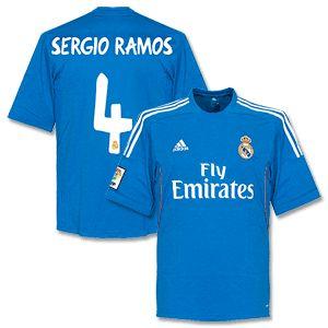 Adidas Real Madrid Away Sergio Ramos Shirt 2013 2014 Real Madrid Away Sergio Ramos Shirt 2013 2014 http://www.comparestoreprices.co.uk/football-shirts/adidas-real-madrid-away-sergio-ramos-shirt-2013-2014.asp