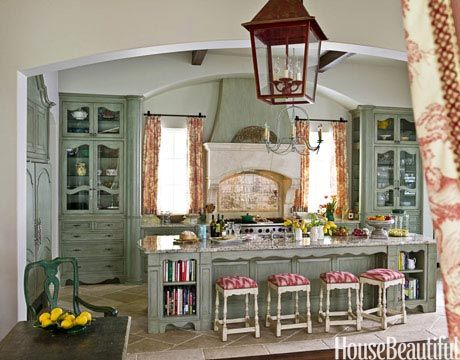 A French-Inspired Kitchen