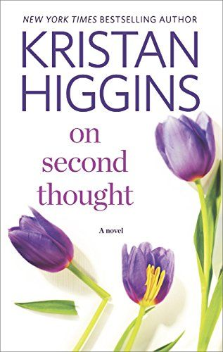 On Second Thought by Kristan Higgins is a great book to read with your book club. An emotional and touching read.