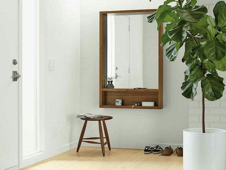 Best 25 Modern Bathroom Mirrors Ideas On Pinterest: Best 25+ Mirror With Shelf Ideas On Pinterest