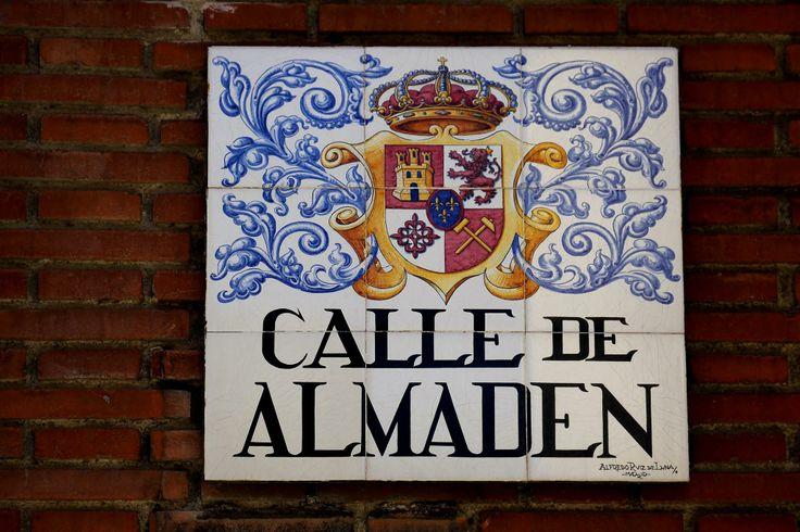Calle de Almadén ( Madrid )