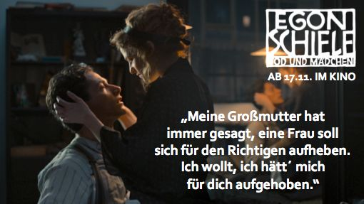 Egon Schiele - ab 17.11. im Kino! #egonschiele