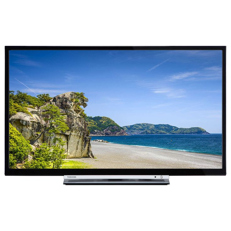 "BuyToshiba 32D3753DB LED HD Ready 720p Smart TV/DVD Combi, 32"" with Built-In Wi-Fi, Freeview HD & Freeview Play, Black Online at johnlewis.com"
