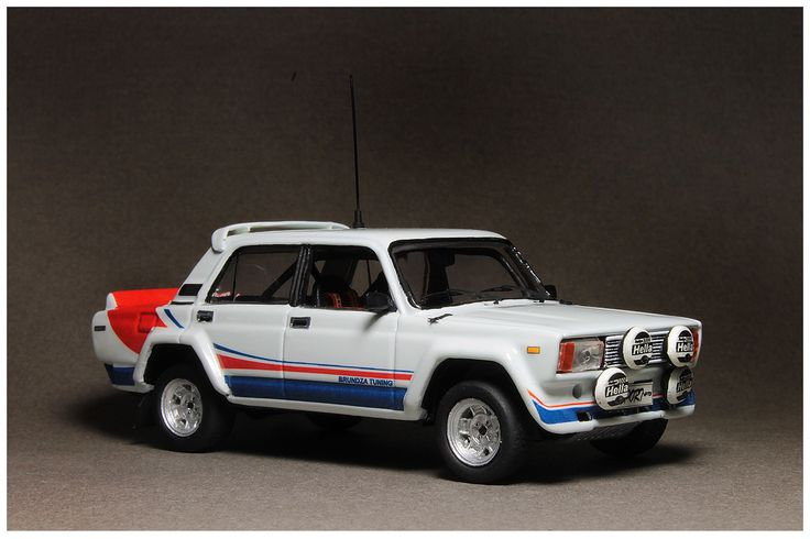 "Lada VFTS Gr.B ""Plain body"" (1/43 Resin) Price €62"