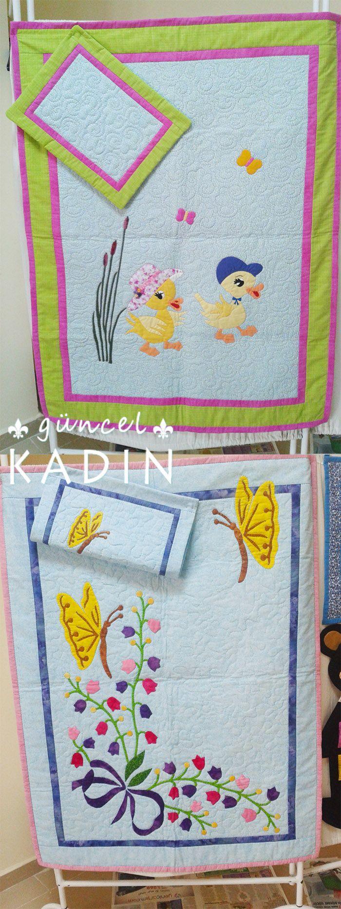 bebek battaniyesi modelleri | patchwork istanbul