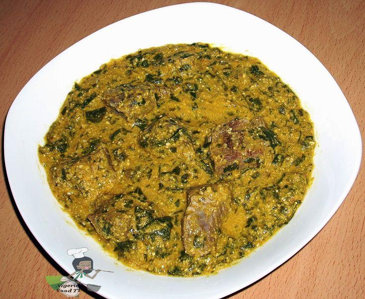 Ogbono and Egusi Soup combo