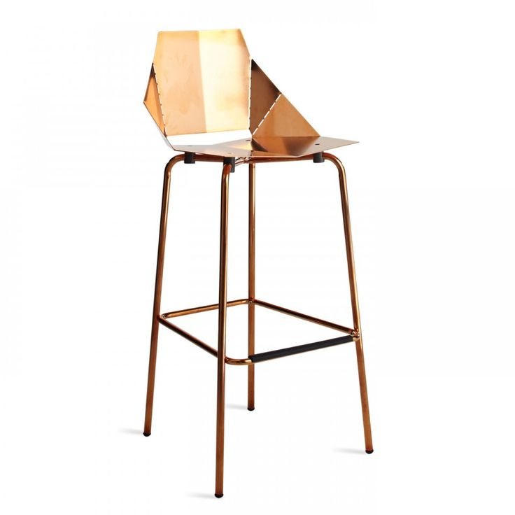 25 Best Ideas About Copper Bar Stools On Pinterest