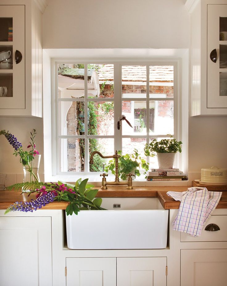 17 mejores ideas sobre cocinas de casa de campo inglesa en ...