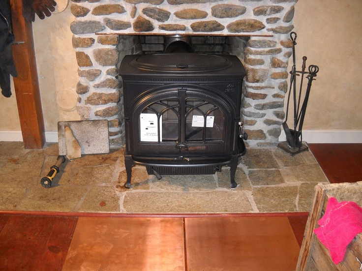 Google Image Result for http://www.fireplacevillage.net/blog/. Wood StovesDiy  ... - 14 Best Wood Stove Ideas Images On Pinterest