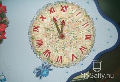 Újévi óra