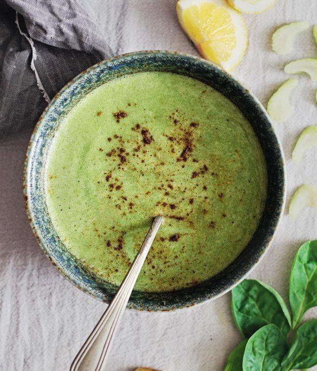Πράσινη detox σούπα από την Gwyneth Paltrow
