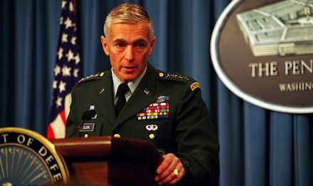 Gen. Wesley Clark: 'ISIS Got Started With Funding From Our Closest Allies'
