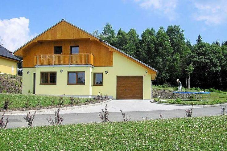 Leuke vakantiewoning voor 8 personen te huur in Lipno nad Vltavou. Dit is de perfecte plek in Tsjechië voor een heerlijke vakantie. De vakantievilla is gelegen op een kleinschalig park.