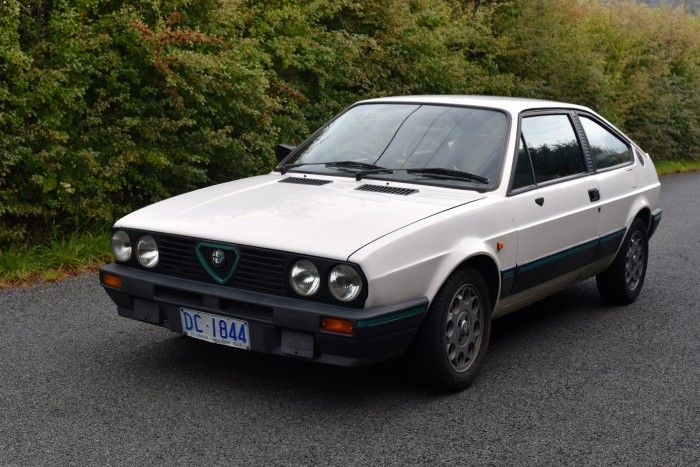 1986 Alfa Romeo Sprint