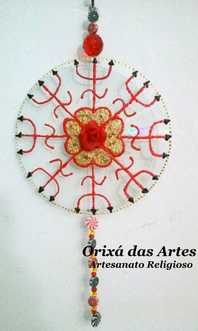 Mandala de Pomba Gira