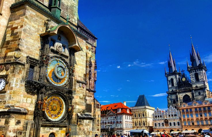 #Orloj #AstronomicalClock #Prague #OldtownSquare