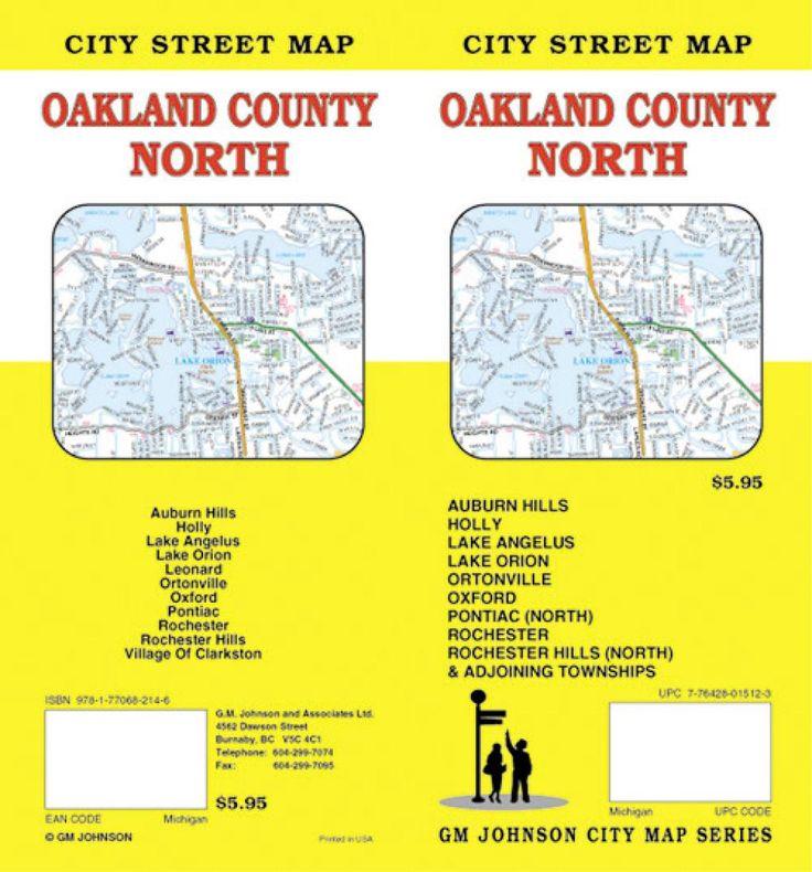 Oakland County, North, Michigan by GM Johnson