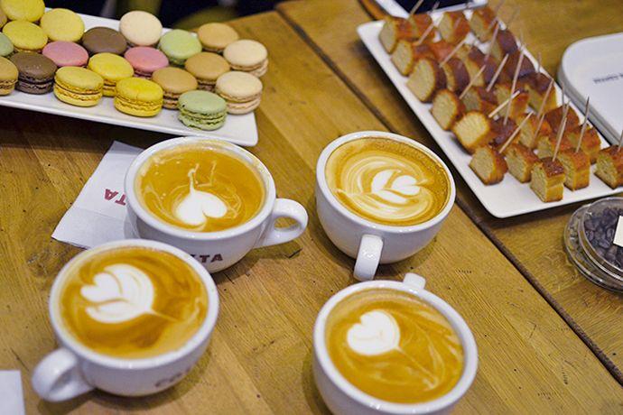 Masterclass Costa Coffee