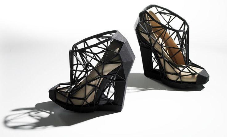 Современные технологии и обувь будущего: футуристические модели креативных дизайнеров - Ярмарка Мастеров - ручная работа, handmade