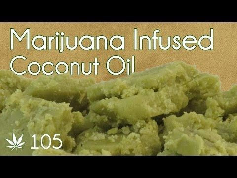Cannabis Infused Coconut Oil | Patients for Medical Cannabis