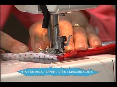 Bolsa térmica 2da parte - YouTube