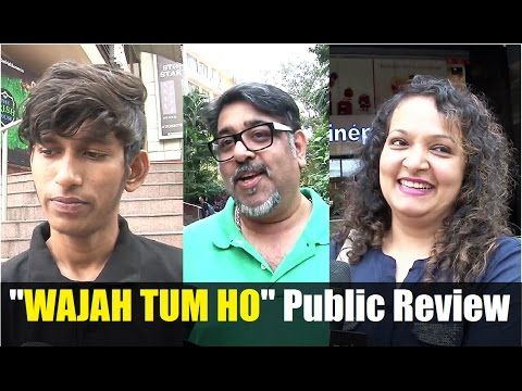 WATCH WAJAH TUM HO movie Public Review | Sana Khan, Gurmeet Choudhary. See the full video at : https://youtu.be/WJ3-TcgNFmw #wajahtumho #bollywoodnewsvilla