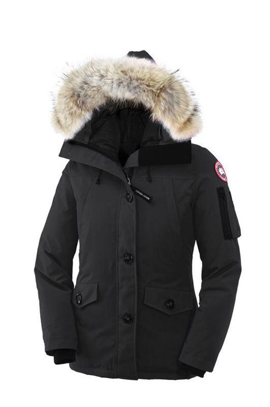 Canada Goose Montebello Parka Women Black
