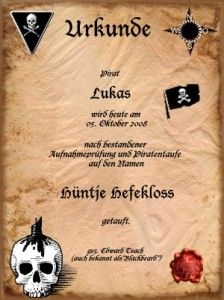 die besten 25+ piraten party einladungen ideen auf pinterest, Einladung
