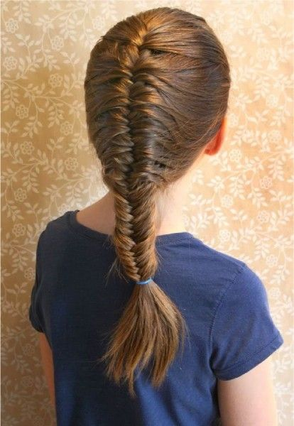 Best 25 childrens hairstyles ideas on pinterest girls hairdos easy back to school hairstyles urmus Images