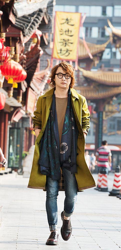Zhu Chang shot by Trunk Xu in Chengdu