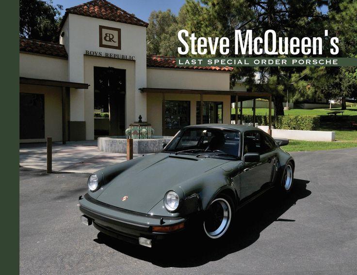 1976 Porsche 930 Turbo Carrera Steve McQueen's Last Special Order Porsche | Mecum Auctions