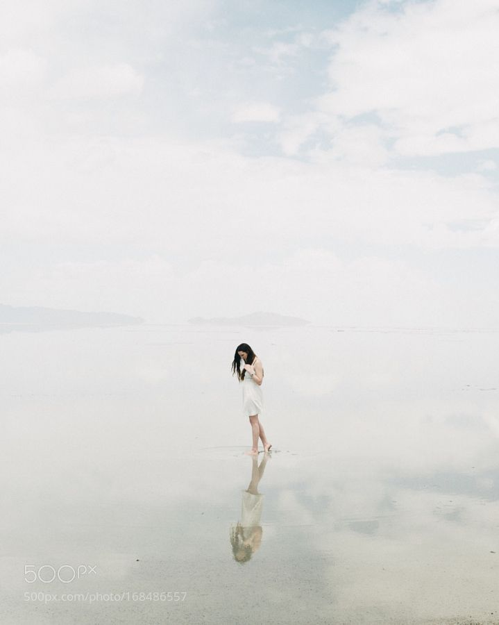 bonneville salt flats. utah. by tannerwendell. Please Like http://fb.me/go4photos and Follow @go4fotos Thank You. :-)