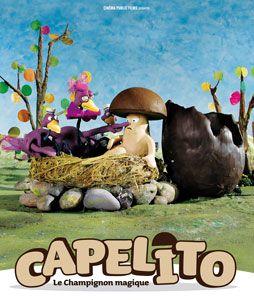Capelito, le champignon magique. dès : 3 ans - Âge conseillé : 5 ans