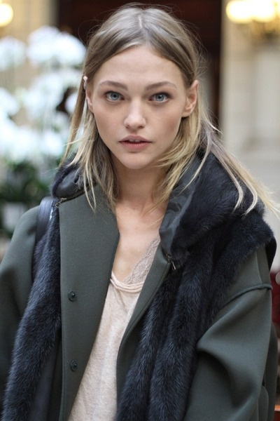 sasha pivovarova. Hmm looks like she has it. The Ethereal/Angelic essence. She's very elvish-looking.