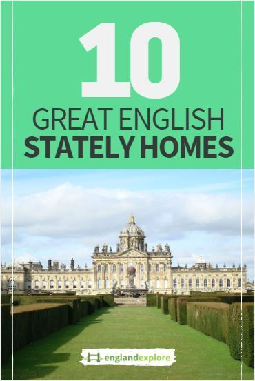 English stately homes have been a feature of the British landscape for the past 500 years. A key part of a gentleman's status, along with the accompanying gardens, a fine country seat was essential for the pride of the family name...