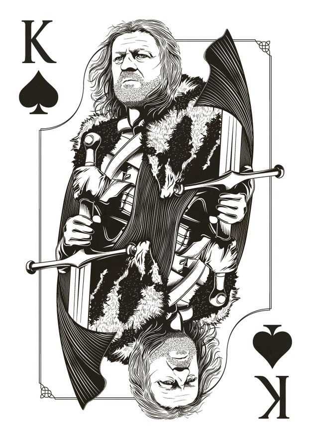 King of Thrones: Ned Stark